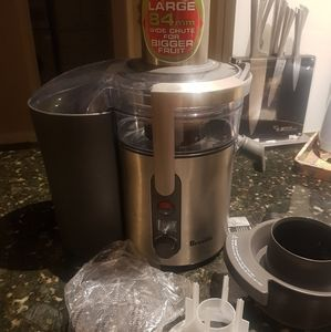 Breville juicing fountain